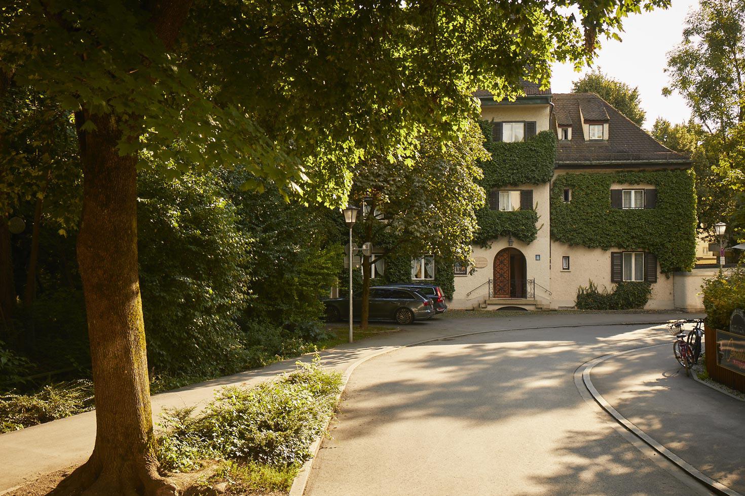 Startseite Hotel Englischer Garten